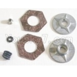 HBX HaiBoXing T6 Spare Parts-TS034 Slipper Clutch Assembly