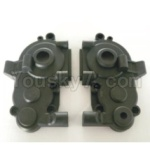 HBX HaiBoXing T6 Spare Parts-TS040 Gear Box Housing