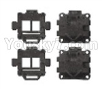 JJRC Q36 Parts-16 Gear box cover & Gear box base