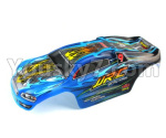 JJRC Q36 Parts-31-03 Q36 Car shell-Blue(For Q36)