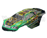 JJRC Q36 Parts-31-04 Q36 Car shell-Green(For Q36)