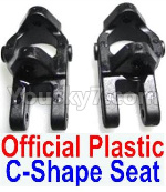 JJRC Q39 Spare Parts-09-01 F12008-009 Official C-shape seat,Official Left and Right Universal seat(2pcs)