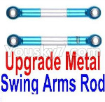 JJRC Q39 Spare Parts-21-10 F12028 Upgrade Metal Swing Arms Rod(2pcs)