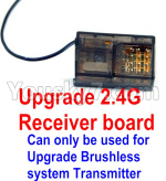 JJRC Q39 Spare Parts-25-09 Upgrade 2.4G Receiver board