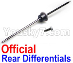 JJRC Q39 Spare Parts-29-01 FY-HCS01 Rear Differentials Assembly