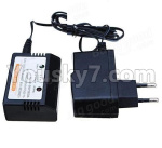 JJRC Q39 Spare Parts-36-03 Official charger and balance charger(Can charge 1 battery at the same time)