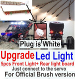 JJRC Q39 Spare Parts-42-05 Upgrade Front and Rear light assembly-Can only be used for Official version,Plug is white
