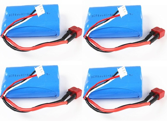 JJRC Q46 Parts-02-03 Official Battery-7.4V 1500mah(4pcs)