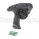 JJRC Q65 Parts-17 Transmitter And Receiver board(Official)