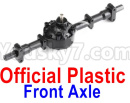 JJRC Q65 Parts-22 Front Axle assembly(Official)