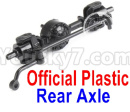 JJRC Q65 Parts-23 Rear Axle assembly(Official)