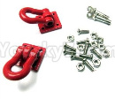 JJRC Q65 Parts-34 Red rescue buckle, metal trailer hook