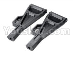 JLB Racing 11101 Spare Parts EA1001-01 The Official plastic lower Swing arm(2pcs)