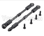 JLB Racing 11101 Spare Parts EA1018 Direction bar,Steering rod(2pcs)