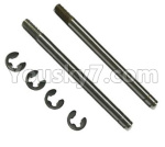 JLB Racing 11101 Spare Parts EA1031 Hydraulic rod, shockproof shaft