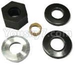 JLB Racing 11101 Spare Parts EA1042 Limited slip nut
