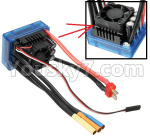 JLB Racing 11101 Spare Parts EA1063 Brushless 80A ESC