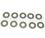 JLB Racing 11101 Spare Parts SP001
