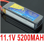 DHK Hunter Upgrades Parts-Upgrade 11.1V 5200MAH Battery(1pcs)-3S Battery
