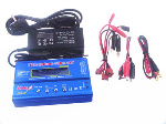 DHK Hunter Upgrades Parts-Upgrade B6 Balance charger and Power Charger unit(Can charger 2S 7.4v or 3S 11.1V Battery)