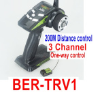 DHK Hunter Parts-0BER-TRV1 Transmitter with Receiver board(One-Way control,200m distance control)