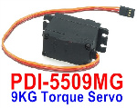 DHK Hunter Parts-JX Servo PDI-5509MG,9KG Torque Servo