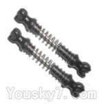 Subotech BG1503 Car Spare Parts-11-02 Front Shock Absorber(2pcs)-BG1502-11