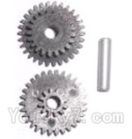 Subotech BG1503 Car Spare Parts-17 Gear assembly