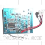 Subotech BG1503 Car Spare Parts-35 2.4G Circuit board