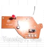 Subotech BG1503 Car Spare Parts-41 Transmitter Board