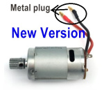SuBotech BG1508 Car Spare Parts-25-02 DJC01 New version Main motor with motor gear