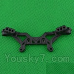 SuBotech BG1508 Car Spare Parts-02 S15060102 Rear shockproof board,Rear Shock Absorbers board
