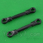 SuBotech BG1508 Car Spare Parts-15 S15060603 Rear Pull Rod(2pcs)