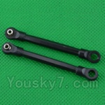 SuBotech BG1508 Car Spare Parts-16 S15060604 Steering Rod(2pcs)