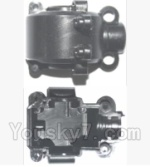 SuBotech BG1508 Car Spare Parts-18 S15060701 Upper and Bottom Cover of the Front differential box