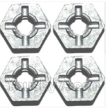 SuBotech BG1508 Car Spare Parts-24 H15061303 Hexagonal round seat(4pcs)