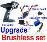 SuBotech BG1508 Car Spare Parts-25-03 Upgrade Brushless set