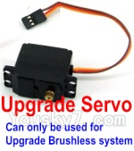 SuBotech BG1508 Car Spare Parts-25-08 Upgrade Servo