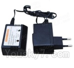 SuBotech BG1508 Car Spare Parts-61-03 Official charger and balance charger(Can charge 1 battery at the same time)