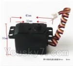 SuBotech BG1508 Car Spare Parts-64 DZDJ02 Servo