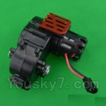 SuBotech BG1508 Car Spare Parts-70 Rear Gearbox assembly
