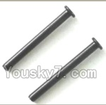 Subotech BG1510C spare Parts-22-02 WTZ010 Rear Swing arm nail(2pcs)