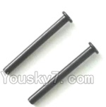 Subotech BG1511 spare Parts-37 WTZ010 Rear Swing arm nail(2pcs)