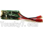 Subotech BG1511 spare Parts-41 DZDB04 Circuit board,Receiver board