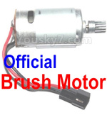 Subotech BG1525 Parts-DJC01 Main motor with motor gear
