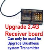 Subotech BG1525 Parts-Upgrade 2.4G Receiver board