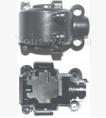 Subotech BG1525 Parts-Upper and Bottom Cover of the Front differential box. S15060701