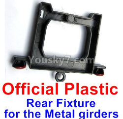 WPL C14 C-14 Hercules Parts-12-03 Official Plastic Rear Fixture for the Metal girders