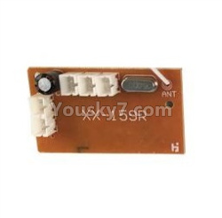 WPL C14 C-14 Hercules Parts-15-03 Official Circuit board,Official Receiver board