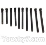 Wltoys L959 L202-parts-19 Swing Arm Pin(total 10pcs)